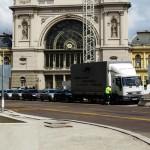 18. matkapäivä: Paluu Budapestiin