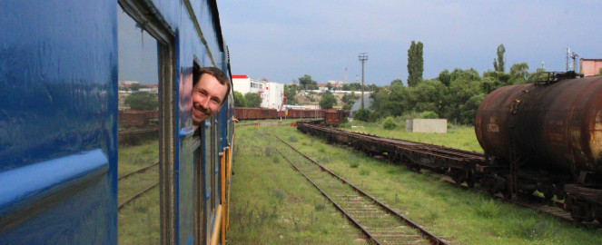 Yöjuna Moldovassa, 2016.
